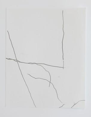 #311 pencil on paper 30 x 24 cm