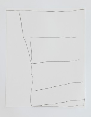 #388 pencil on paper 30 x 24 cm