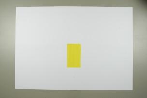 #001 gouache on paper 70 x 100 cm